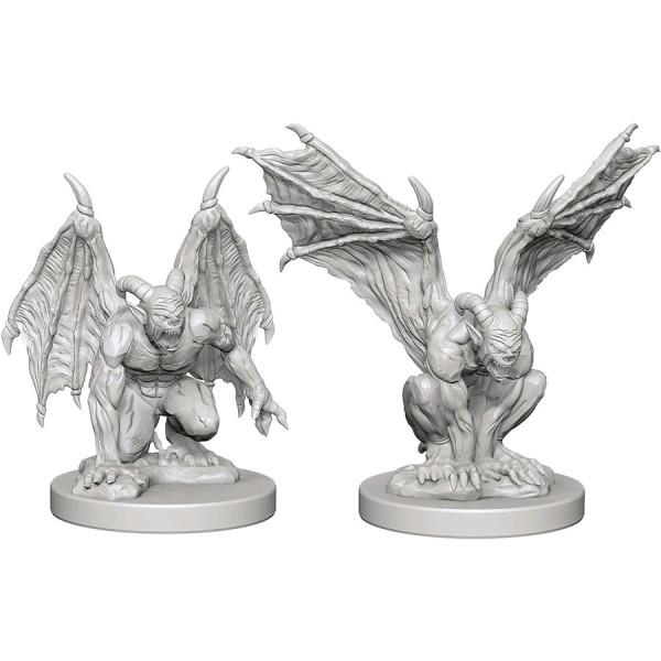 D&D - Nolzur's Marvelous Unpainted Minis: Gargoyles