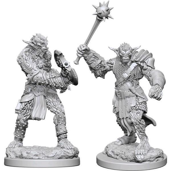 D&D - Nolzur's Marvelous Unpainted Minis: Bugbears