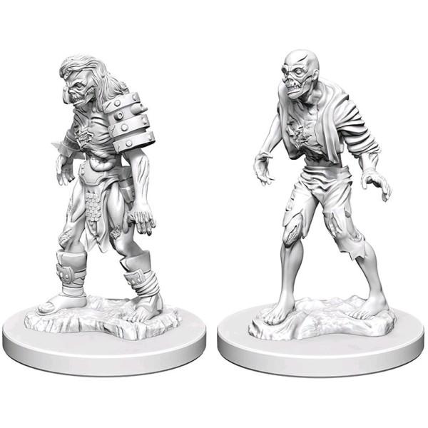 D&D - Nolzur's Marvelous Unpainted Minis: Zombies