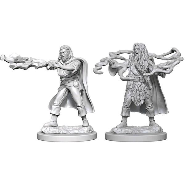 D&D - Nolzur's Marvelous Unpainted Minis: Human Male Sorcerer
