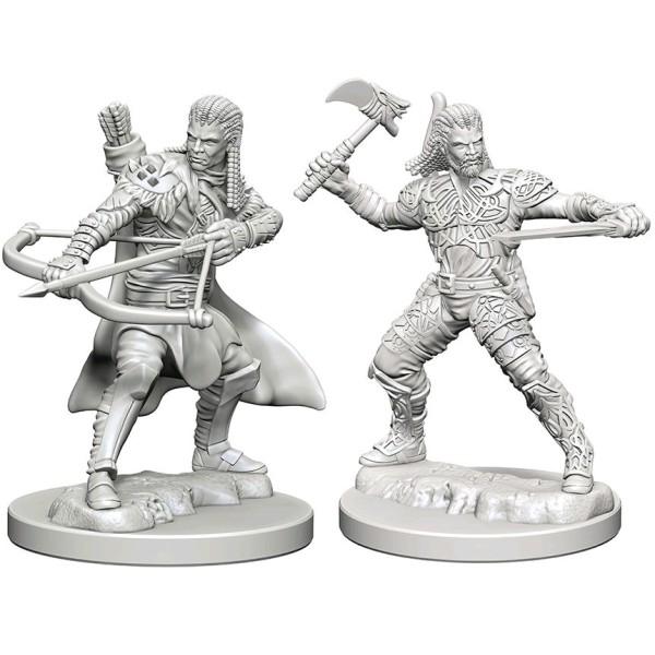 D&D - Nolzur's Marvelous Unpainted Minis: Human Male Ranger