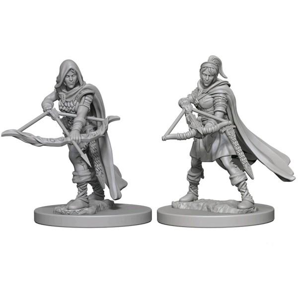 D&D - Nolzur's Marvelous Unpainted Minis: Human Female Ranger