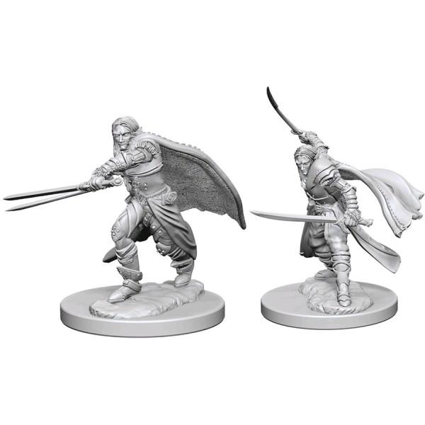 D&D - Nolzur's Marvelous Unpainted Minis: Elf Male Ranger