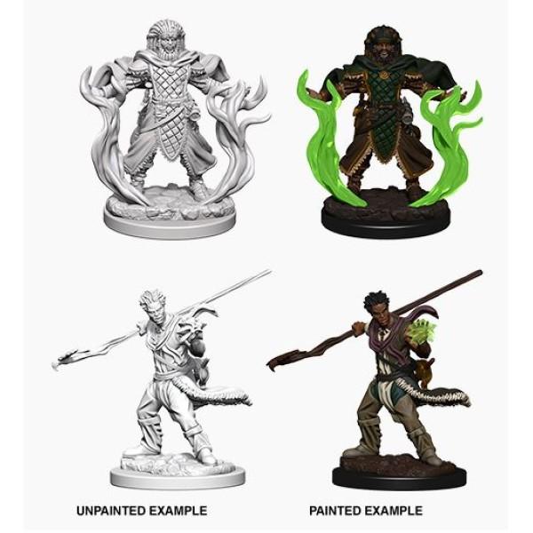 D&D - Nolzur's Marvelous Unpainted Minis: Human Male Druid
