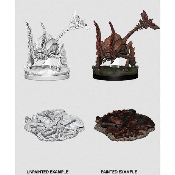 D&D - Nolzur's Marvelous Unpainted Minis: Rust Monster