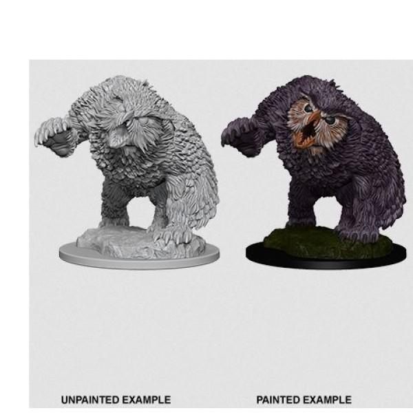 D&D - Nolzur's Marvelous Unpainted Minis: Owlbear