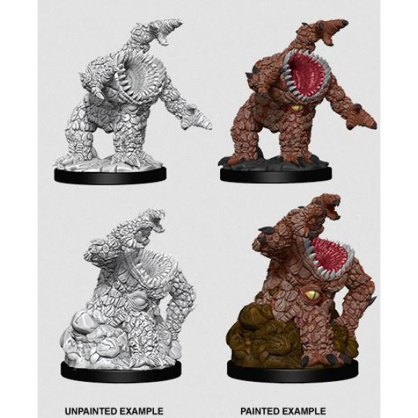 D&D - Nolzur's Marvelous Unpainted Minis: Xorn
