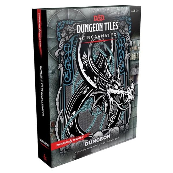 Dungeons & Dragons - Dungeon Tiles Reincarnated - Dungeon