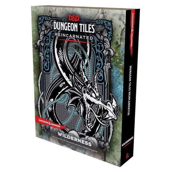Dungeons & Dragons - Dungeon Tiles Reincarnated - Wilderness