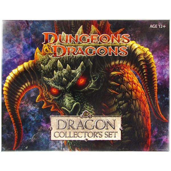 D&D Miniatures - Collector's Set - Dragons