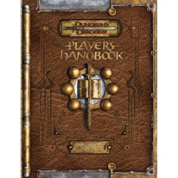 Dungeons & Dragons 3.5 - Premium Players Handbook