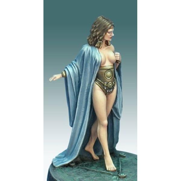 Dark Sword Miniatures - Parkinson Masterworks - Demorgan - Female Mage