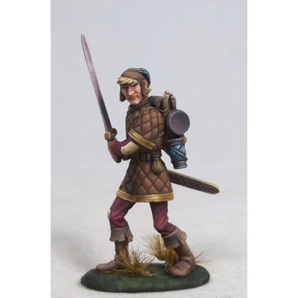 Dark Sword Miniatures - DiTerlizzi Masterworks - Hans the Loner - Human Rogue