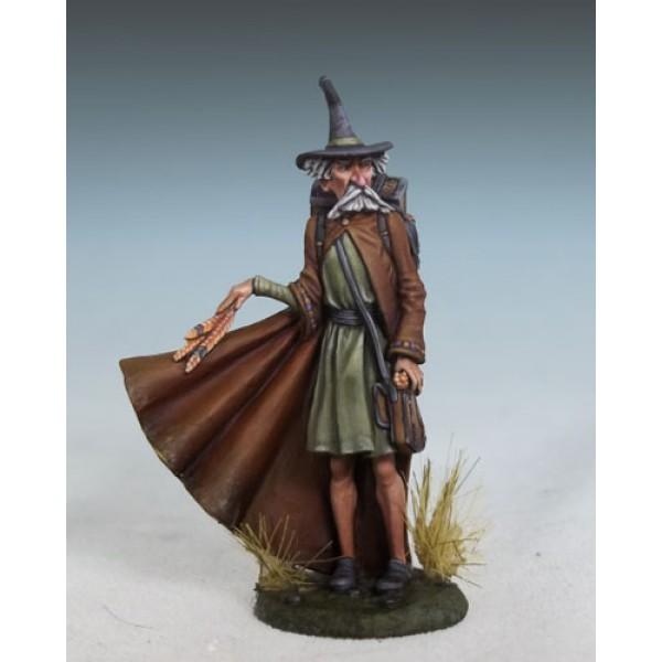 Dark Sword Miniatures - DiTerlizzi Masterworks - The Herbalist - Human Druid