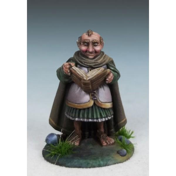 Dark Sword Miniatures - DiTerlizzi Masterworks - Friar Stout - Halfling Cleric