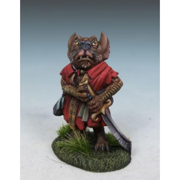 Dark Sword Miniatures - DiTerlizzi Masterworks - Yup - Kobold Warrior