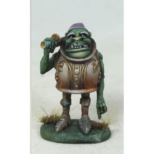 Dark Sword Miniatures - DiTerlizzi Masterworks - The Cleaver - Goblin Warrior w/ Bastard Sword