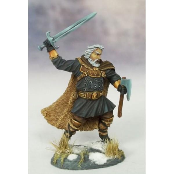 Dark Sword Miniatures - George R. R. Martin Masterworks - Tormund Giantsbane - Wilding Raider