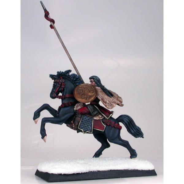 Dark Sword Miniatures - Elmore Masterworks - Shadamehr, Mounted Knight