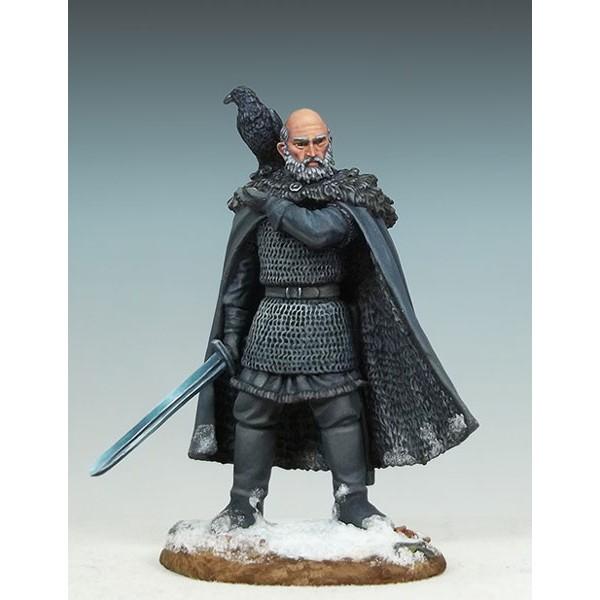 Dark Sword Miniatures - George R. R. Martin Masterworks - Jeor Mormont, The Old Bear