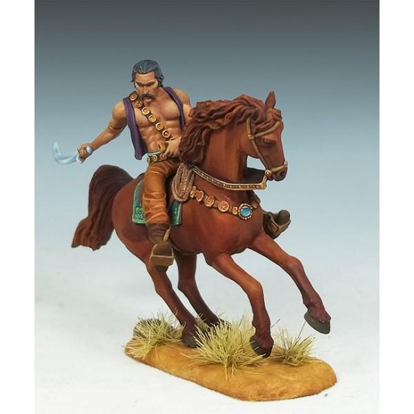 Dark Sword Miniatures - George R. R. Martin Masterworks - Mounted Khal Drogo
