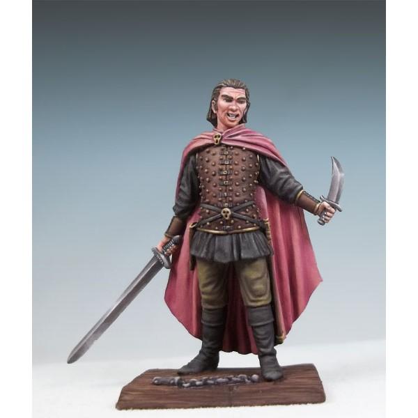 Dark Sword Miniatures - George R. R. Martin Masterworks - Ramsey Bolton, The Bastard Son