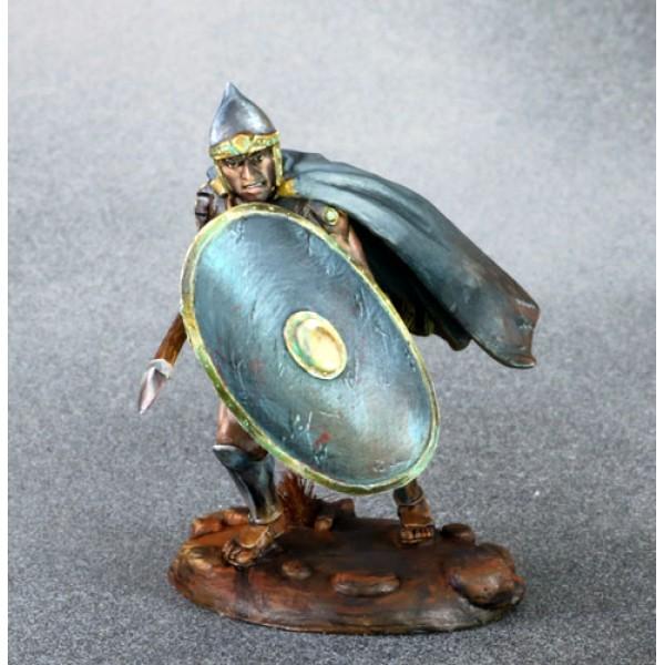 Dark Sword Miniatures - George R. R. Martin Masterworks - Grey Worm of the Unsullied