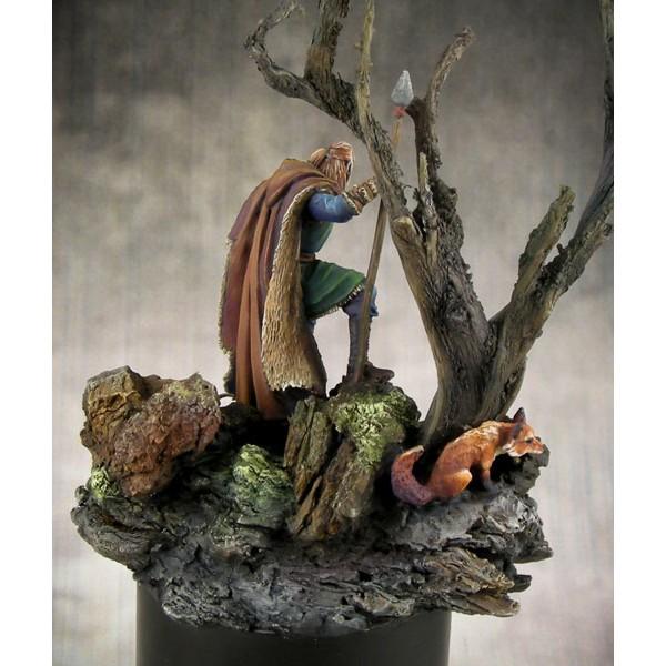Dark Sword Miniatures - George R. R. Martin Masterworks - Wildling Warrior w/ Spear