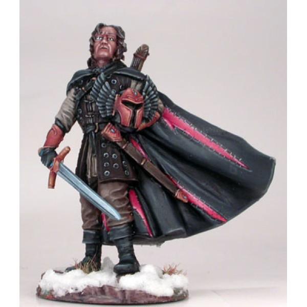 Dark Sword Miniatures - George R. R. Martin Masterworks - Mance Rayder, Wildling Leader