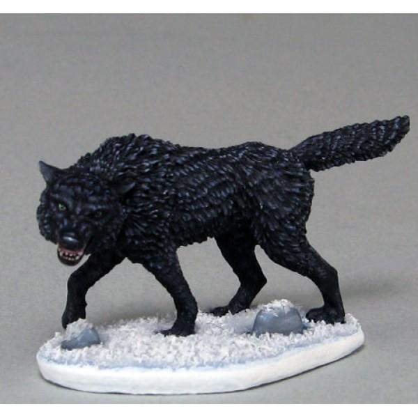 Dark Sword Miniatures - George R. R. Martin Masterworks - Shaggy Dog, Dire Wolf
