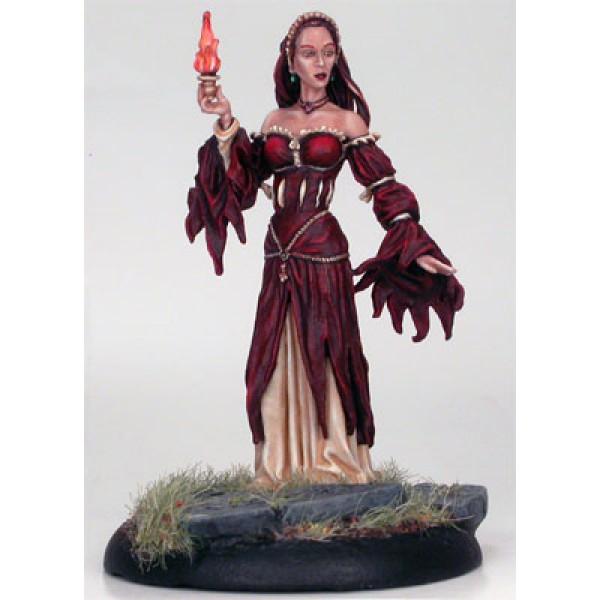 Dark Sword Miniatures - George R. R. Martin Masterworks - Melisandre, Priestess of R'hllor