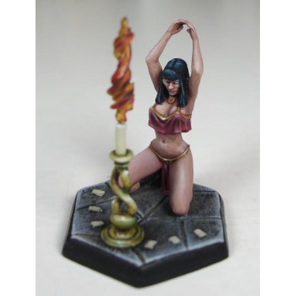 Dark Sword Miniatures - Parkinson Masterworks - The Summoner (Variant Sculpt)