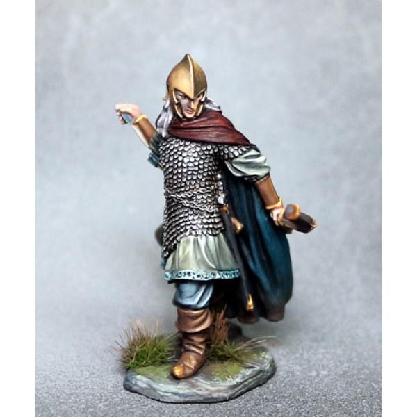 Dark Sword Miniatures - Visions in Fantasy - Male Elven Adventurer w/ Bow #1