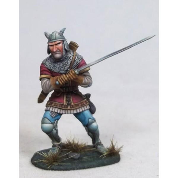 Dark Sword Miniatures - DiTerlizzi Masterworks - Harvey Masher, Human Warrior