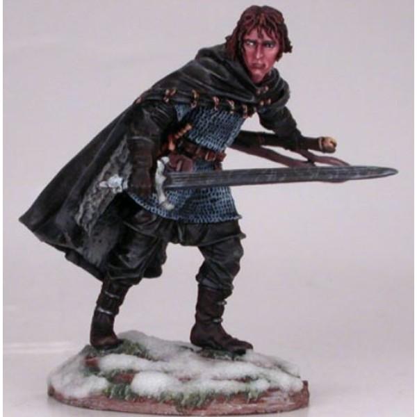 Dark Sword Miniatures - George R. R. Martin Masterworks - Jon Snow