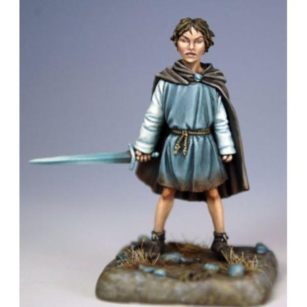 "Dark Sword Miniatures - George R. R. Martin Masterworks - Arya Stark ""On the Run"""