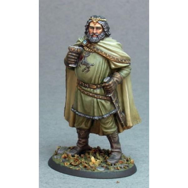 Dark Sword Miniatures - George R. R. Martin Masterworks - Fat King Robert Baratheon