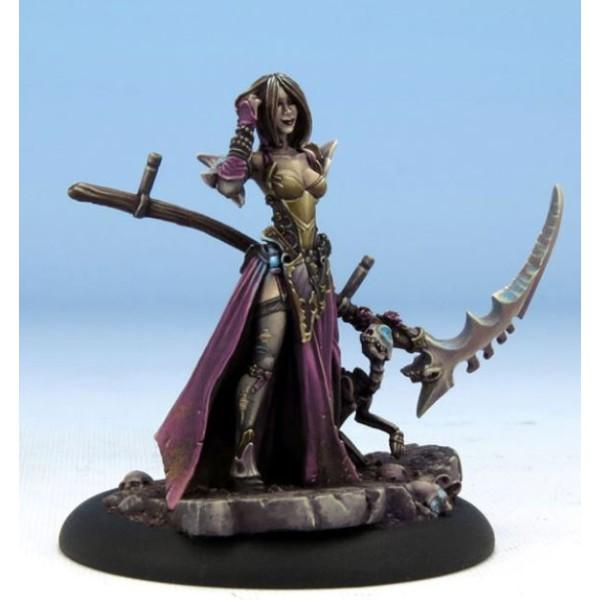 Dark Sword Miniatures - Visions in Fantasy - Jen, Harvester of Souls