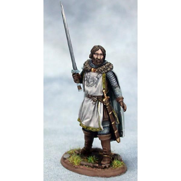 Dark Sword Miniatures - George R. R. Martin Masterworks - Eddard Stark