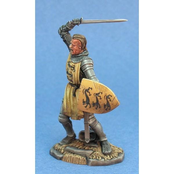 """Dark Sword Miniatures - George R. R. Martin Masterworks - Ser Sandor Clegane """"The Hound"""""""