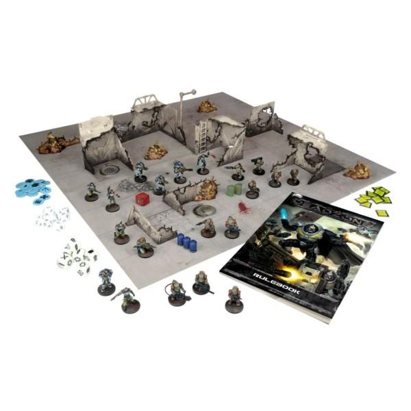 Deadzone - 2nd Edition - Starter Set