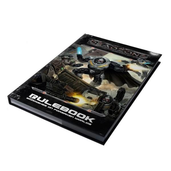 Deadzone - 2nd Edition - Rulebook
