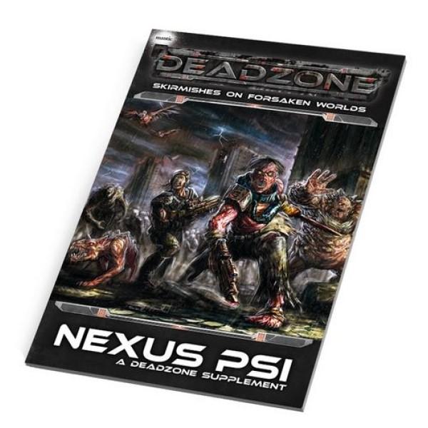Deadzone - 2nd Edition - Nexus Psi Sourcebook