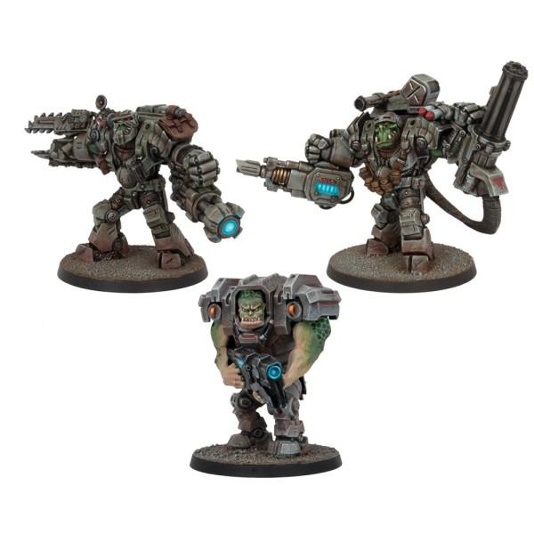 Deadzone - Marauder Support Booster