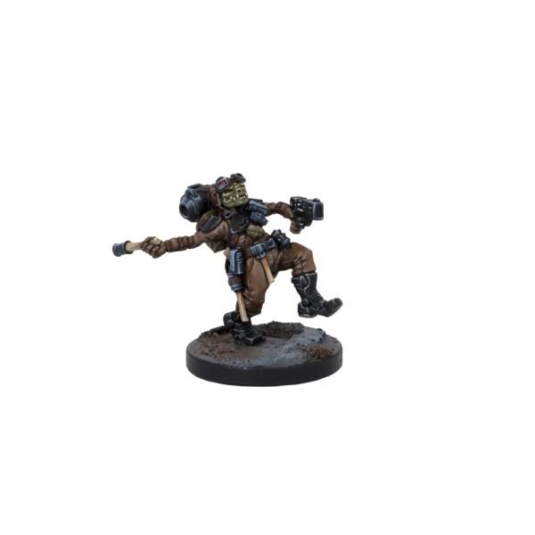 Deadzone - Boomer, Hobgoblin Grenadier