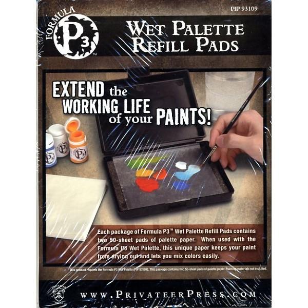 Formula P3 - Wet Palette Refills