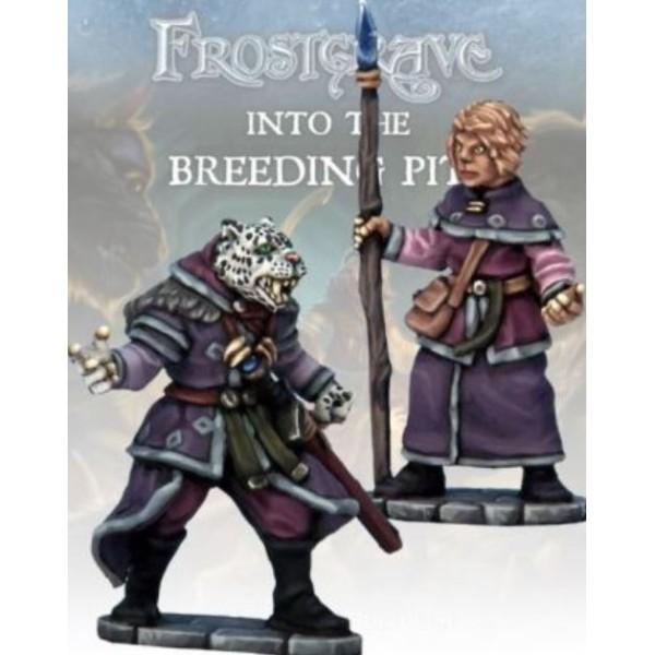Frostgrave - Beastcrafter & Apprentice