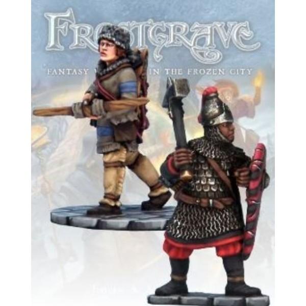 Frostgrave - Captains I