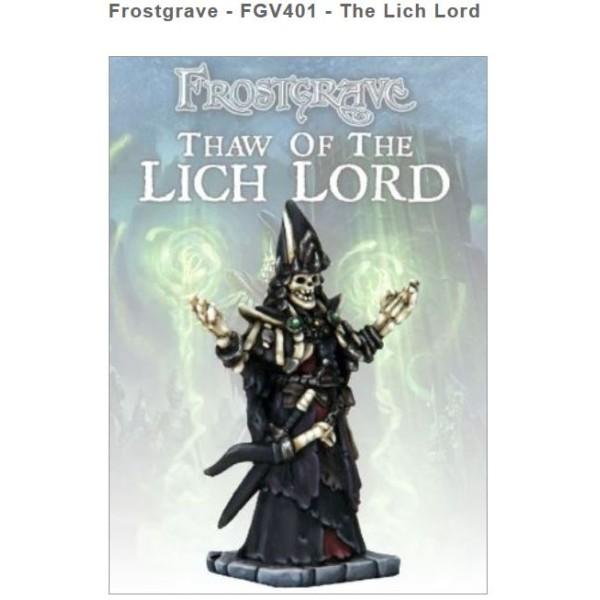Frostgrave - The Liche Lord