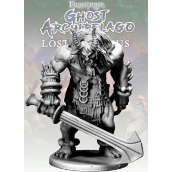 Frostgrave - Ghost Archipelago - Ancient Guardian